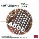 Virtuoso Horn Concertos: Glière, Saint-Saëns, Pokorny