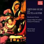 Virtuoso Music for Flute & Guitar: Renaissance Dances