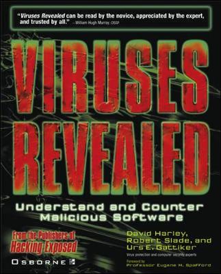 Viruses Revealed - Harley, David, and Gattiker, Urs E, Professor, PH.D., MBA, and Slade, Robert M, M.S., B.SC.