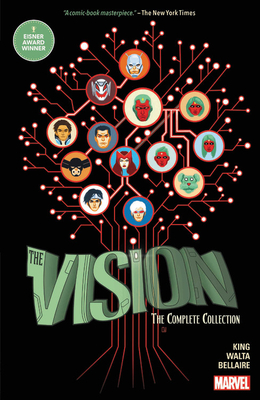 Vision: The Complete Collection - King, Tom