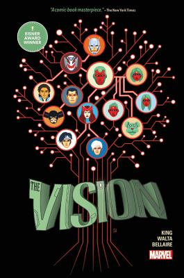 Vision - King, Tom (Text by)