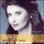 Viva El Amor - Jonathan Zak (piano); Sivan Rotem (soprano)