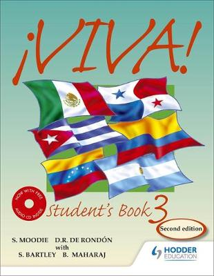 Viva!: Student's Book 3 - Moodie, S., and Rondon, D., and Maharaj, B.
