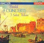Vivaldi: 5 Concerti