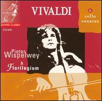Vivaldi: 6 Cello Sonatas - Daniel Yeadon (continuo cello); Elizabeth Kenny (guitar); Elizabeth Kenny (archlute); Elizabeth Kenny (theorbo);...