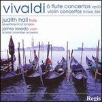 Vivaldi: 6 Flute Concertos, Op. 10; Violin Concertos, RV 565 & 580