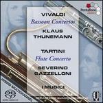 Vivaldi: Bassoon Concertos; Tartini: Flute Concerto