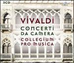 Vivaldi: Concerti da Camera