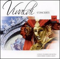Vivaldi: Concerti - Andrew Shulman (cello); Beverley Davison (violin); Christopher Warren-Green (violin); Gerald Ruddock (trumpet);...