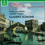 Vivaldi: Concertos RV 392 - 397