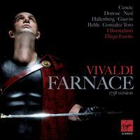 Vivaldi: Farnace - Ann Hallenberg (mezzo-soprano); Daniel Behle (tenor); Emilianó Gonzalez-Toro (tenor); Karina Gauvin (soprano);...