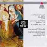 Vivaldi: Gloria; Pergolesi: Stabat Mater