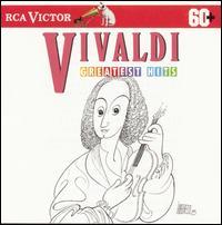 Vivaldi Greatest Hits - Christian Larde (piccolo); David Geringas (cello); Edgar Krapp (harpsichord); Gérard Jarry (violin);...