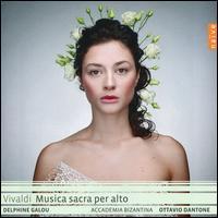 Vivaldi: Musica sacra per alto - Alessandro Giangrande (tenor); Alessandro Giangrande (alto); Alessandro Tampieri (violin); Delphine Galou (contralto);...