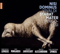 Vivaldi: Nisi Dominus; Pergolesi: Stabat Mater - Gemma Bertagnolli (soprano); Marie-Nicole Lemieux (contralto); Philippe Jaroussky (counter tenor); Sara Mingardo (alto)