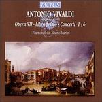 Vivaldi: Opera 7 - Libro Primo (Concerti 1-6)
