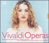Vivaldi: Operas - Academia Montis Regalis; Anthony Rolfe Johnson (tenor); Concerto Italiano; Gemma Bertagnolli (soprano);...