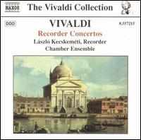 Vivaldi: Recorder Concertos - Attila Falvay (violin); Borbála Dobozy (harpsichord); György Kertész (cello); Gyorgy Olajos (bassoon);...