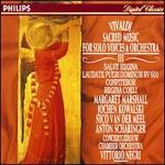 Vivaldi: Sacred Music for solo voice & orchestra, Vol. 3