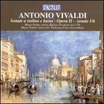 Vivaldi: Sonate a violino e basso, Op. 2