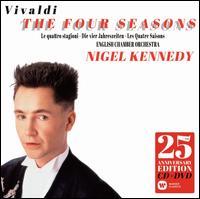 Vivaldi: The Four Seasons [25th Anniversary Luxury Edition] - Nigel Kennedy (violin); English Chamber Orchestra; Nigel Kennedy (conductor)