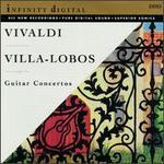 Vivaldi, Villa-Lobos: Guitar Concertos