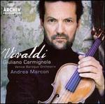 Vivaldi - Andrea Marcon (harpsichord); Giuliano Carmignola (violin); Venice Baroque Orchestra; Andrea Marcon (conductor)