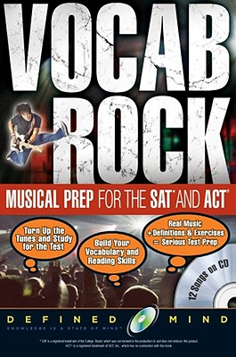 Vocab Rock!: Musical Prep for the SAT and ACT - London, Keith, and Osleeb, Rebecca