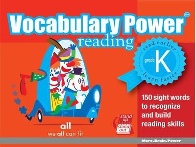Vocabulary Power: Reading: Grade K - Playbac