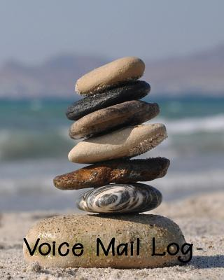 Voice Mail Log: Telephone Message Tracker - Cunningham, Roxy, and Dartan Creations
