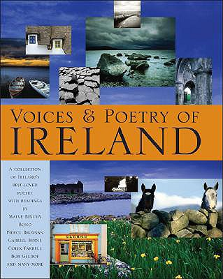 Voices and Poetry of Ireland with CD: Hear the Best-Loved Irish Poems - Folk Promotions
