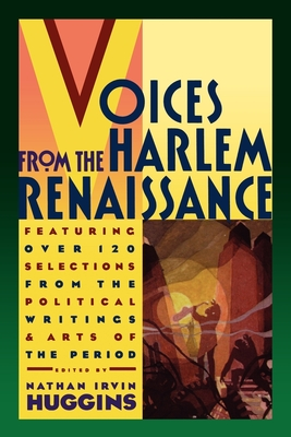 Voices from the Harlem Renaissance - Huggins, Nathan I (Editor)