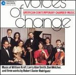 Voices of Change: American Contemporary Chamber Music