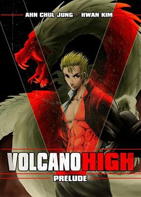 Volcano High - Chul, Ahn