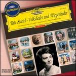Volkslieder und Wiegenlieder (Folk Songs and Lullabies)