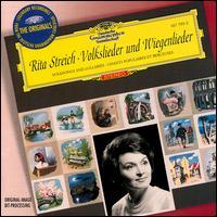 Volkslieder und Wiegenlieder (Folk Songs and Lullabies) - Fred Artmeier (guitar); Hedwig Bilgram (harpsichord); Regensburger Domspatzen; Rita Streich (soprano);...