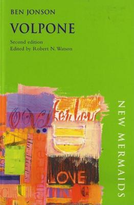 Volpone, Second Edition (New Mermaids) - Jonson, Ben