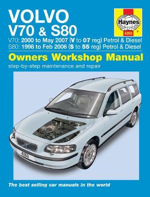 Volvo V70 & S80 Service and Repair Manual -