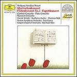 W.A. Mozart: Klarinettenkonzert; Flötenkonzert No. 1; Fagottkonzert [Germany]