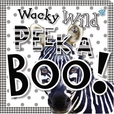 Wacky Wild Peek a Boo! - Bugbird, Tim