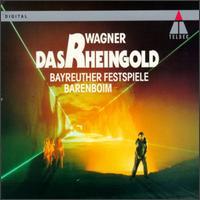Wagner: Das Rheingold (Bayreuth, 1991) - Annette Küttenbaum (vocals); Birgitta Svenden (vocals); Bodo Brinkmann (vocals); Eva Johansson (vocals);...