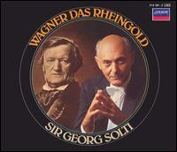 Wagner: Das Rheingold - Claire Watson (vocals); Eberhard Wächter (vocals); George London (vocals); Gustav Neidlinger (vocals);...