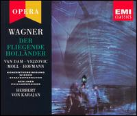 Wagner: Der fliegende Holländer - Dunja Vejzovic (vocals); José van Dam (vocals); Kaja Borris (vocals); Kurt Moll (vocals); Peter Hofmann (vocals);...
