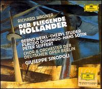 Wagner: Der Fliegende Holländer - Bernd Weikl (bass); Cheryl Studer (soprano); Hans Sotin (bass); Plácido Domingo (tenor);...