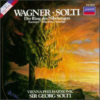 Wagner: Der Ring des Nibelungen [Highlights] - Wiener Philharmoniker; Georg Solti (conductor)