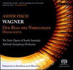 Wagner: Der Ring des Nibelungen [Highlights] - Andrew Brunsdon (vocals); Christopher Doig (vocals); David Hibbard (vocals); Deborah Riedel (vocals);...