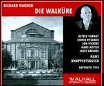 Wagner: Die Walküre (Bayreuth 1958) - Astrid Varnay (vocals); Elisabeth Schartel (vocals); Grace Hoffmann (vocals); Hans Hotter (vocals); Hilde Scheppan (vocals);...