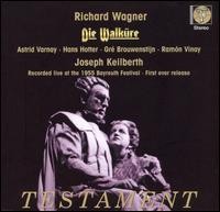 Wagner: Die Walküre - Astrid Varnay (vocals); Elisabeth Schartel (vocals); Georgine von Milinkovic (vocals); Gerda Lammers (vocals);...