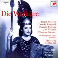 Wagner: Die Walkure - Barbro Ericson (vocals); Birgit Nilsson (vocals); Carlotta Ordassy (vocals); Christa Ludwig (vocals);...