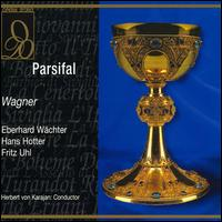 Wagner: Parsifal - Anneliese Rothenberger (vocals); Biserka Cvejic (vocals); Christa Ludwig (vocals); Eberhard Wächter (vocals);...